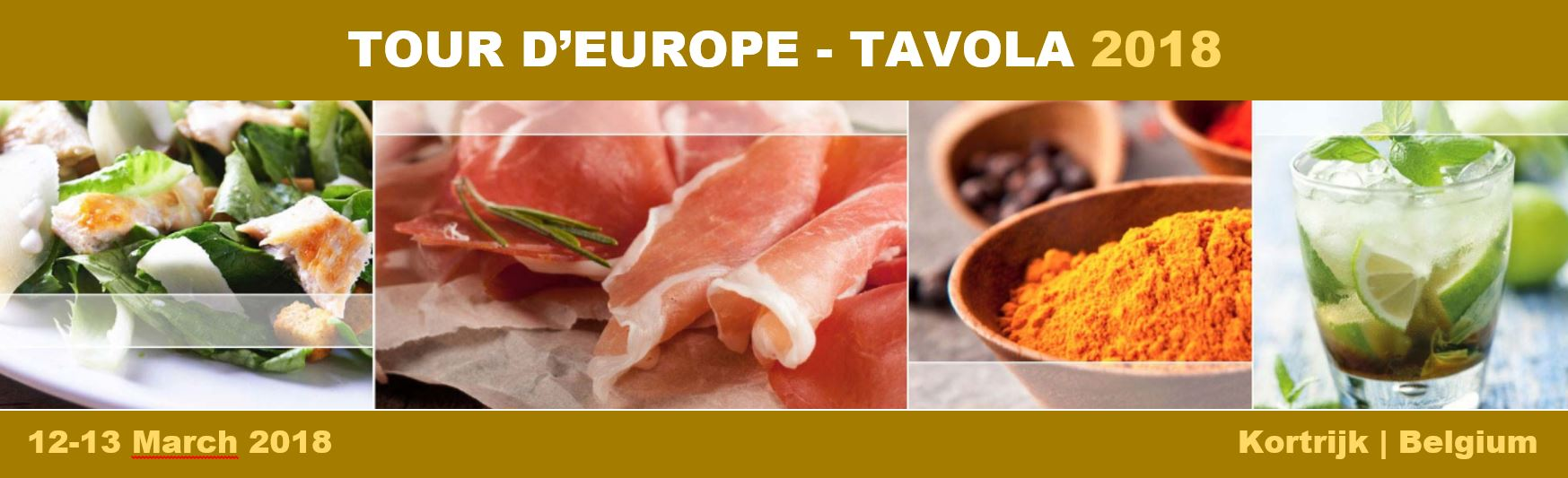 "Enterprise Europe Network- Tour D' Europe ""Tavola 2018"""